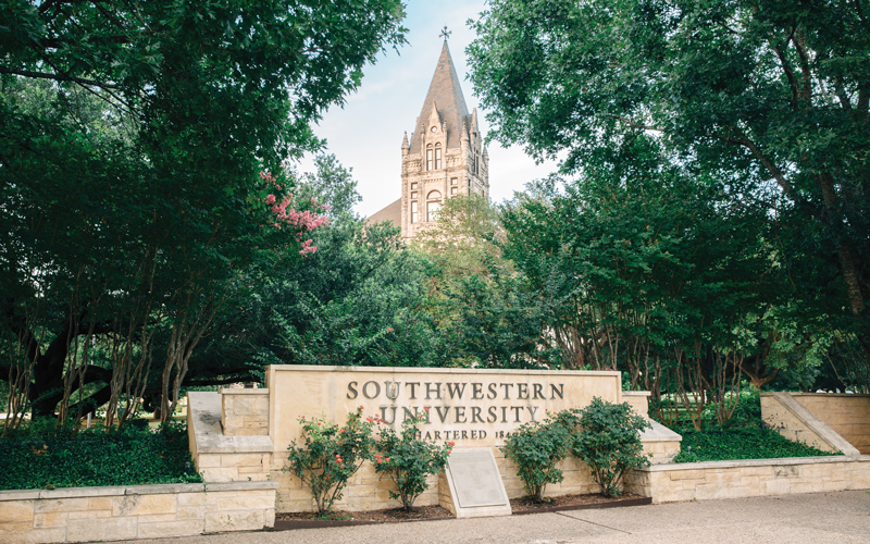 an unconventional love letter to southwestern university