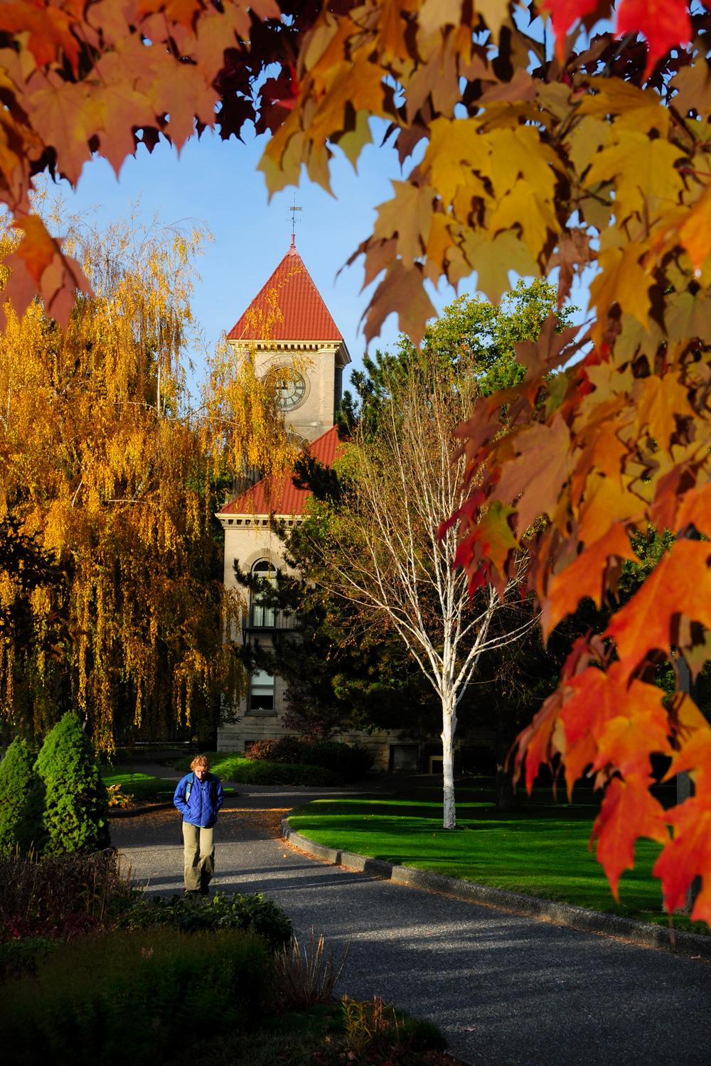 Admissions Whitman College 16